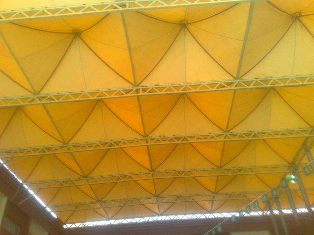مظلات سطوح منازل